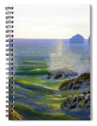 Seascape Study 7 Spiral Notebook