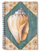 Seashells-jp3620 Spiral Notebook
