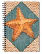 Seashells-jp3621 Spiral Notebook