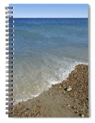Seashore Spiral Notebook