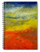 Seashore Spiral Notebook