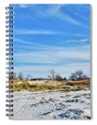 Seashore Escape Spiral Notebook