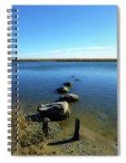 Seaside Rocks Spiral Notebook