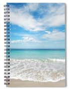 Seaside Serenity Spiral Notebook