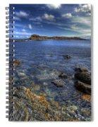 Seaside Snap Spiral Notebook