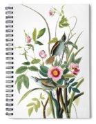 Seaside Sparrow, 1858 Spiral Notebook