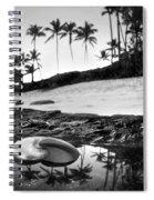 Seaside Treasure Spiral Notebook