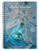Season Greetings 1 Spiral Notebook