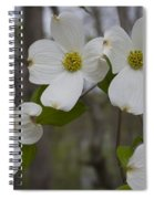 Season Of Dogwood Spiral Notebook