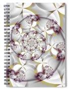 Seasonal Splendor Spiral Notebook