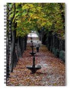 Seasons - Pathway Spiral Notebook