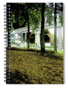 Seattle Center Spiral Notebook