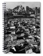 Seattle: Hooverville, 1933 Spiral Notebook