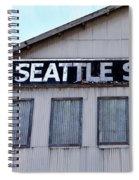 Seattle Ship Supply 2 Spiral Notebook