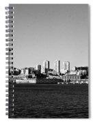 Seattle Skyline #2 Spiral Notebook