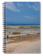 Seaweed Farmer Spiral Notebook