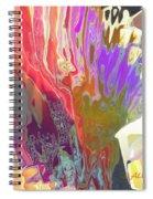 Seaweeds Spiral Notebook