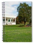 Sebastopol House Historic Site Spiral Notebook