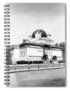 Secession Spiral Notebook