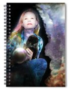 Secession Of Time Spiral Notebook
