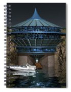 Secluded Condo On The Water Spiral Notebook