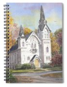 Second Congregational Church Spiral Notebook