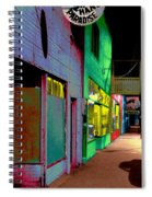 Second Hand Paradise Spiral Notebook
