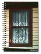 Second Story Sunset Spiral Notebook