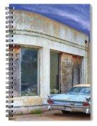 Second Wind Spiral Notebook