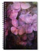 Secret Hydrangea 1538 Idp_2 Spiral Notebook