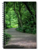 Secret Path Spiral Notebook