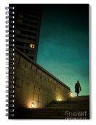 Secret Rendezvous Spiral Notebook