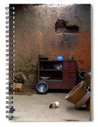 Secret Room Spiral Notebook