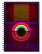 Section Spiral Notebook
