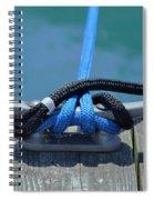 Secure In Port Spiral Notebook