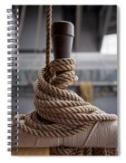 Secured Coils Spiral Notebook
