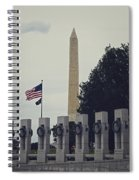 Securing Freedom Spiral Notebook