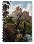Sed Misc 04-042 Bell Rock Spiral Notebook