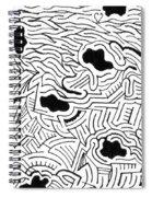 Sedimentary Spiral Notebook