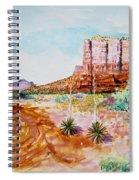Sedona Bound Spiral Notebook
