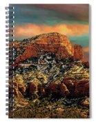 Sedona Dawn Spiral Notebook