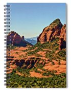 Sedona Misc 05-281p Spiral Notebook