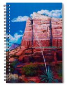 Sedona Red Rock Spiral Notebook