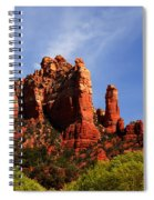 Sedona Rocks Spiral Notebook