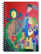 Seductie Spiral Notebook