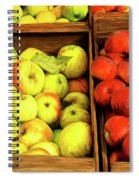 See Canyon Apples Spiral Notebook