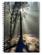 See The Light Spiral Notebook