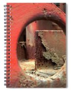 See The Rust Spiral Notebook