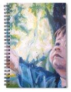 See Tree Ganma Spiral Notebook