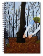 See What I Saw - 2d Spiral Notebook